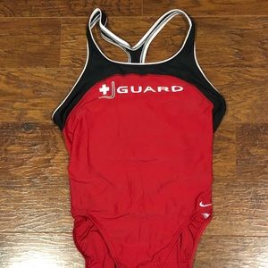 Nike Lifeguard Swimsuit
